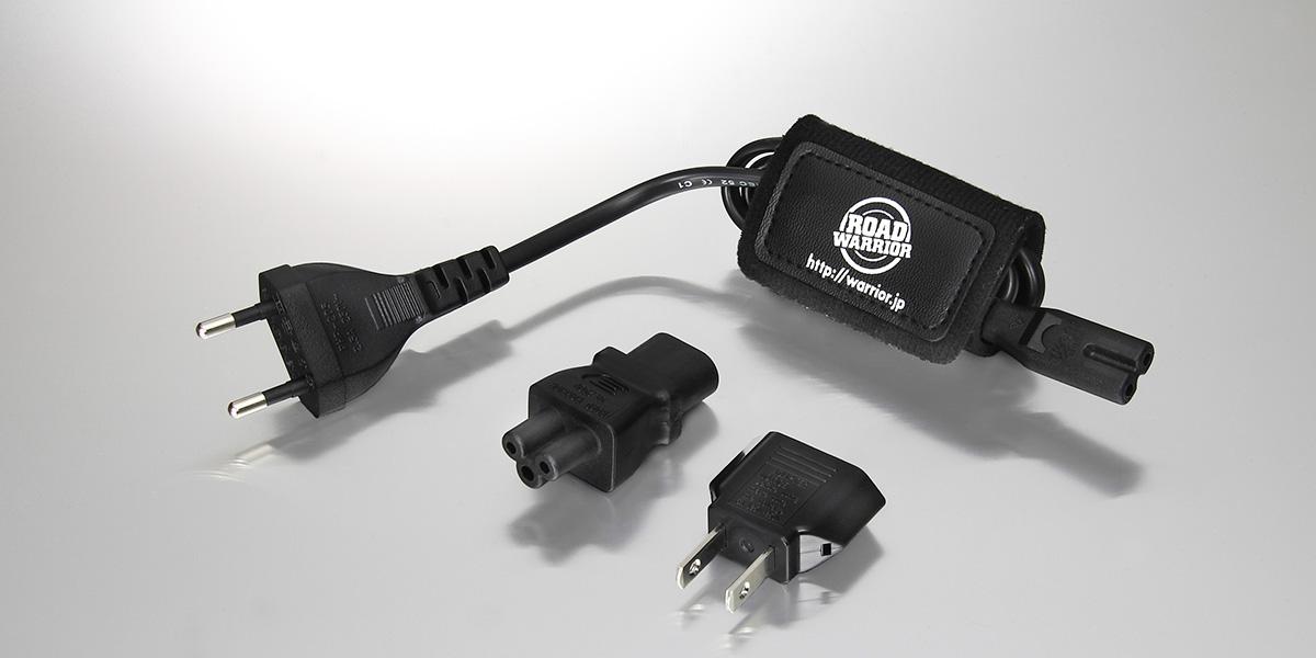RW51 高電圧対応ノートPC用電源ケーブル エルバック60