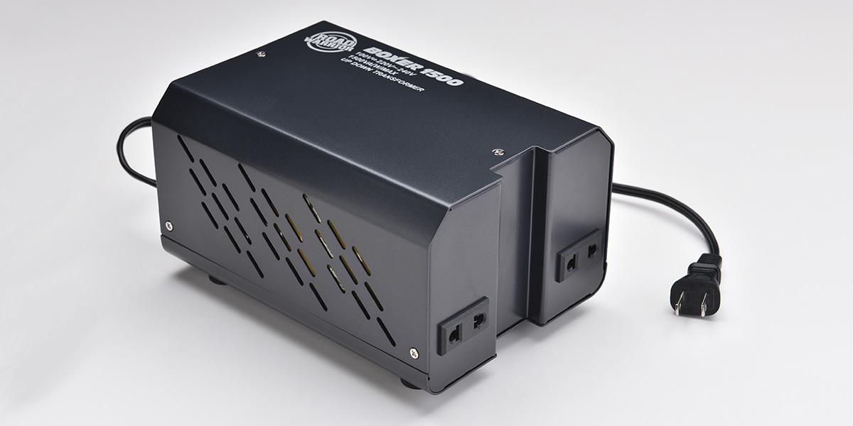 RWG79 大容量アップダウントランス ボクサー1500