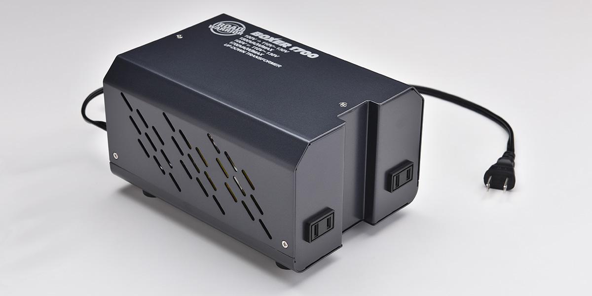 RWG80 大容量アップダウントランス ボクサー1700