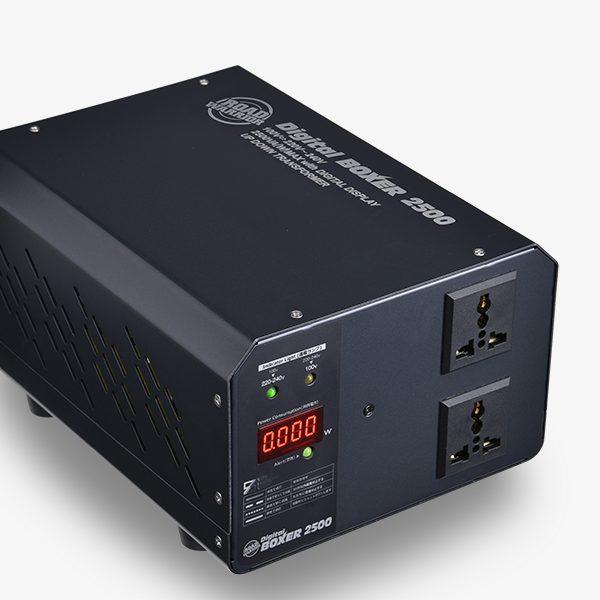RW114 Digital BOXER 2500