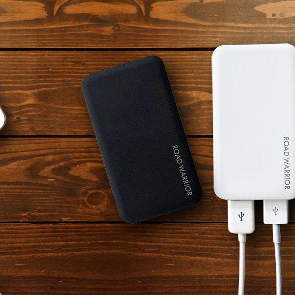 RW126 USB 2ポート急速充電器